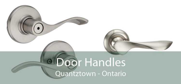 Door Handles Quantztown - Ontario