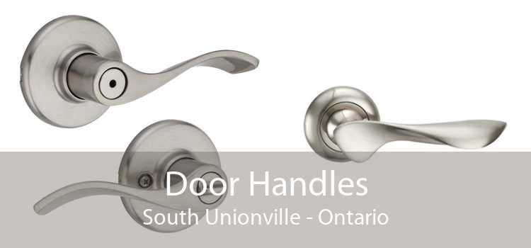 Door Handles South Unionville - Ontario
