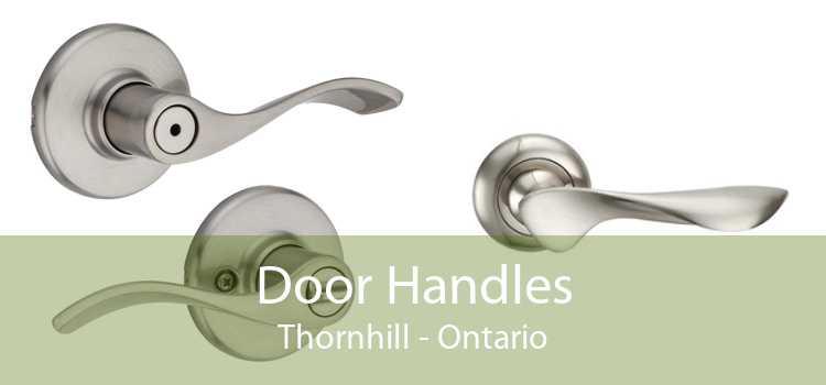 Door Handles Thornhill - Ontario