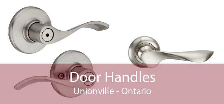 Door Handles Unionville - Ontario