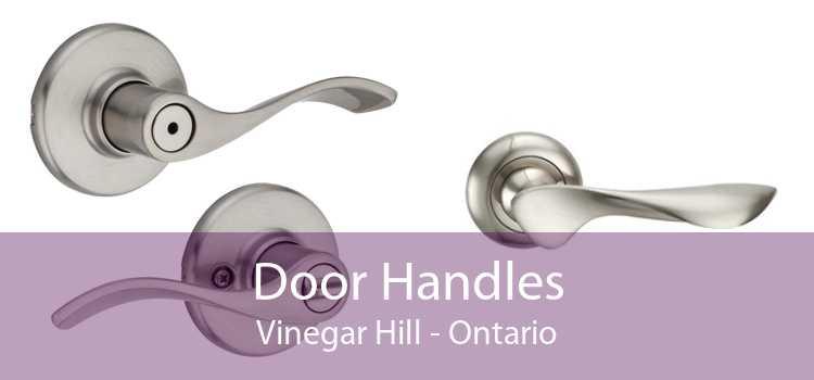 Door Handles Vinegar Hill - Ontario