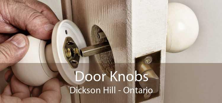 Door Knobs Dickson Hill - Ontario