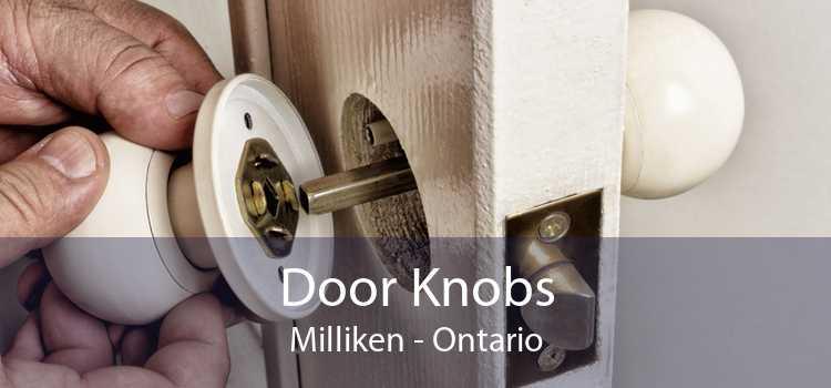 Door Knobs Milliken - Ontario