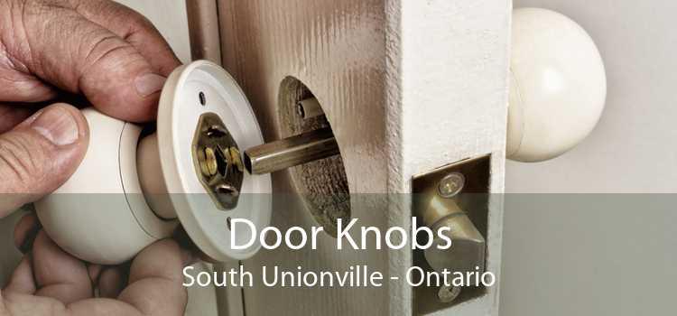 Door Knobs South Unionville - Ontario