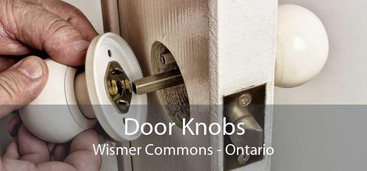 Door Knobs Wismer Commons - Ontario