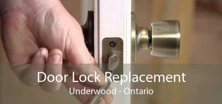 Door Lock Replacement Underwood - Ontario