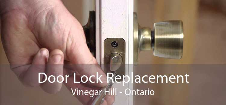 Door Lock Replacement Vinegar Hill - Ontario