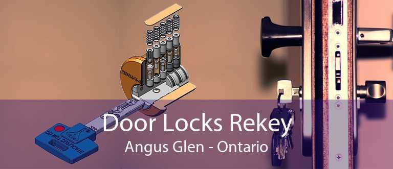 Door Locks Rekey Angus Glen - Ontario