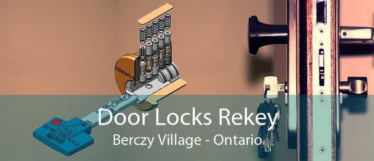 Door Locks Rekey Berczy Village - Ontario