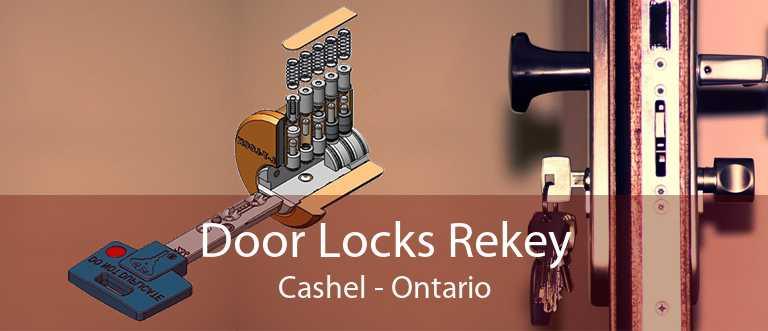 Door Locks Rekey Cashel - Ontario