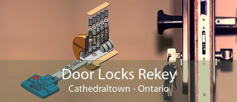 Door Locks Rekey Cathedraltown - Ontario
