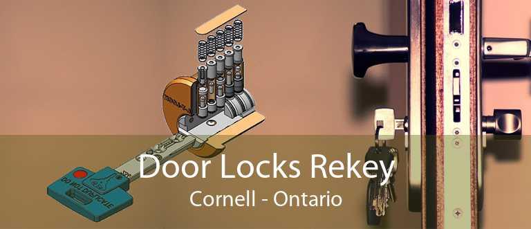 Door Locks Rekey Cornell - Ontario