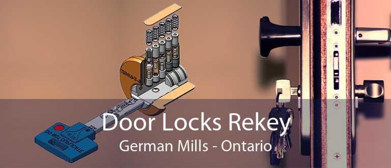Door Locks Rekey German Mills - Ontario