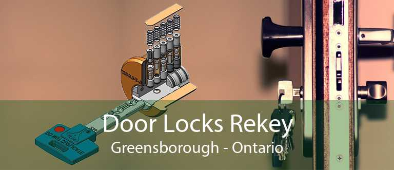 Door Locks Rekey Greensborough - Ontario
