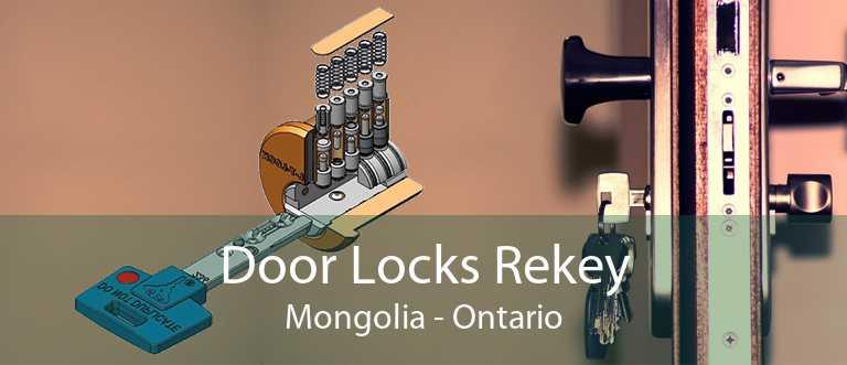 Door Locks Rekey Mongolia - Ontario