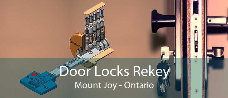 Door Locks Rekey Mount Joy - Ontario