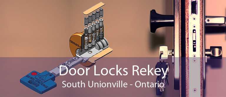 Door Locks Rekey South Unionville - Ontario