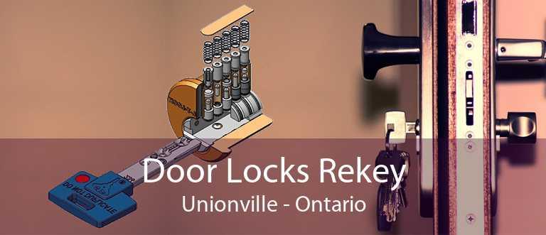 Door Locks Rekey Unionville - Ontario