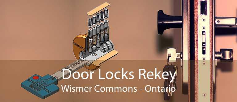 Door Locks Rekey Wismer Commons - Ontario