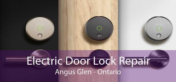 Electric Door Lock Repair Angus Glen - Ontario