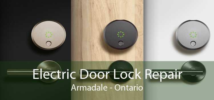 Electric Door Lock Repair Armadale - Ontario