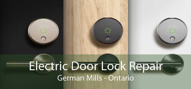 Electric Door Lock Repair German Mills - Ontario