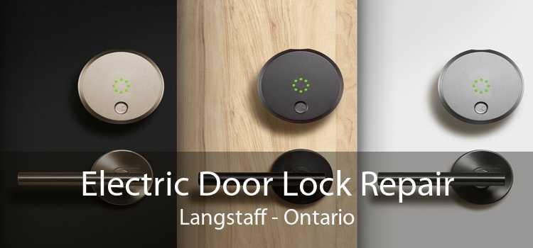 Electric Door Lock Repair Langstaff - Ontario