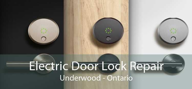 Electric Door Lock Repair Underwood - Ontario