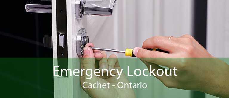 Emergency Lockout Cachet - Ontario
