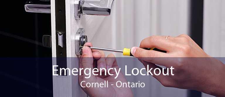 Emergency Lockout Cornell - Ontario