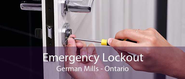 Emergency Lockout German Mills - Ontario