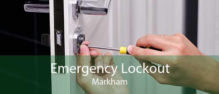 Emergency Lockout Markham
