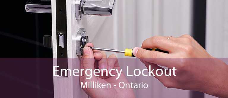 Emergency Lockout Milliken - Ontario