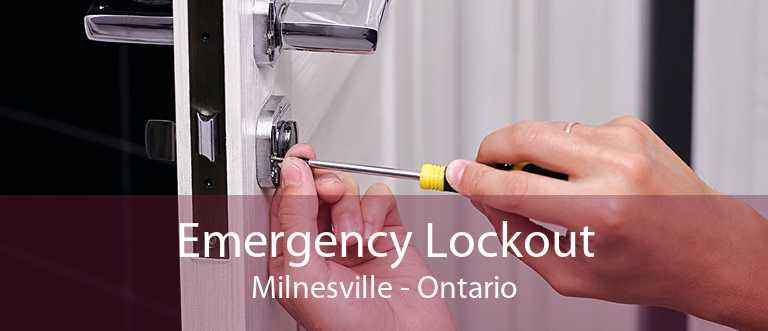 Emergency Lockout Milnesville - Ontario