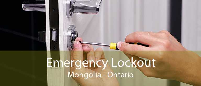 Emergency Lockout Mongolia - Ontario
