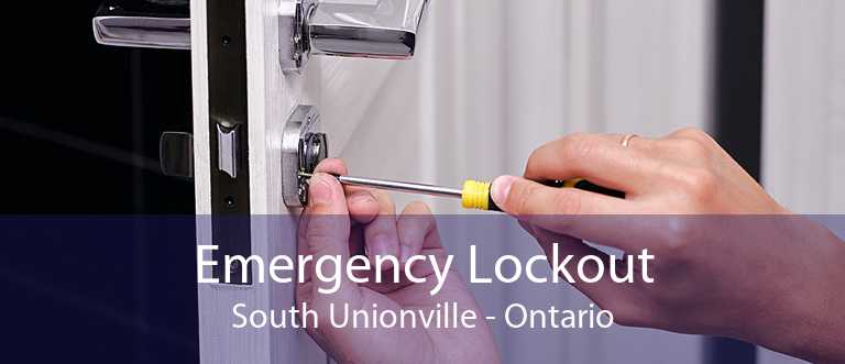 Emergency Lockout South Unionville - Ontario