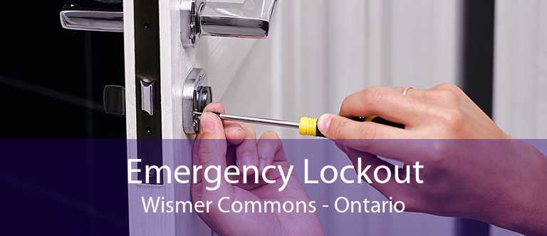 Emergency Lockout Wismer Commons - Ontario