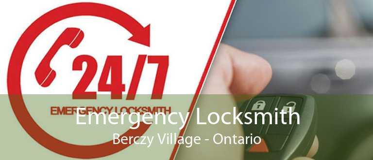Emergency Locksmith Berczy Village - Ontario