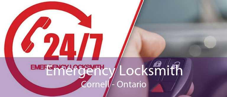 Emergency Locksmith Cornell - Ontario