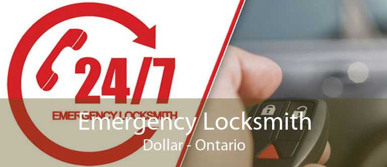 Emergency Locksmith Dollar - Ontario