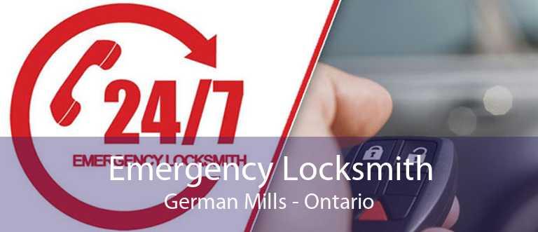 Emergency Locksmith German Mills - Ontario