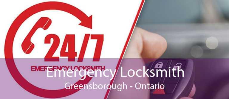 Emergency Locksmith Greensborough - Ontario