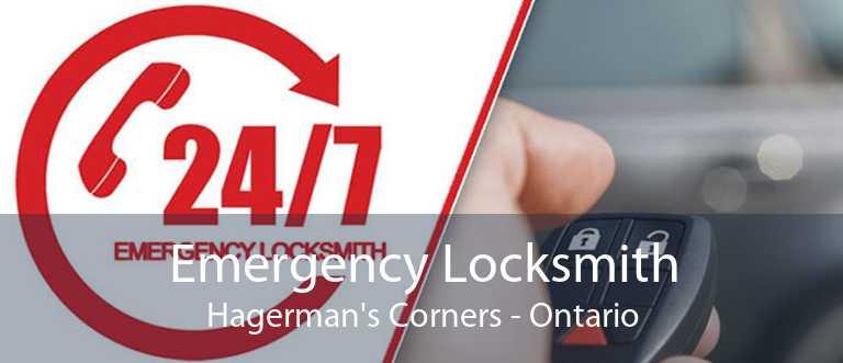 Emergency Locksmith Hagerman's Corners - Ontario