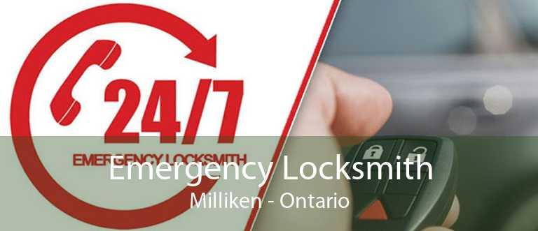 Emergency Locksmith Milliken - Ontario