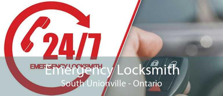 Emergency Locksmith South Unionville - Ontario
