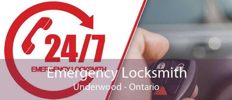 Emergency Locksmith Underwood - Ontario