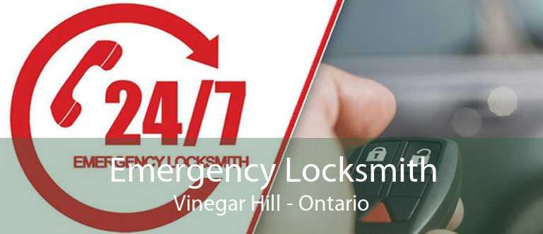 Emergency Locksmith Vinegar Hill - Ontario