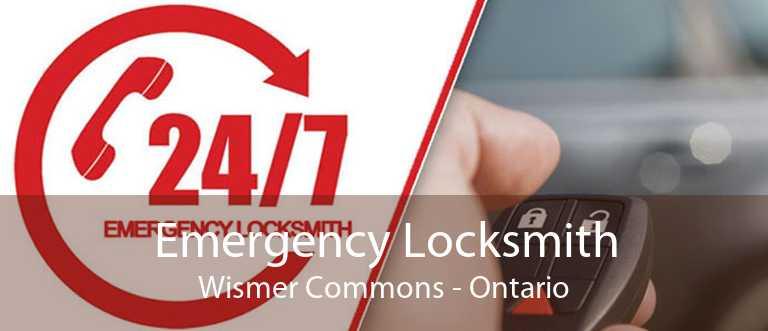 Emergency Locksmith Wismer Commons - Ontario