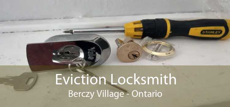 Eviction Locksmith Berczy Village - Ontario