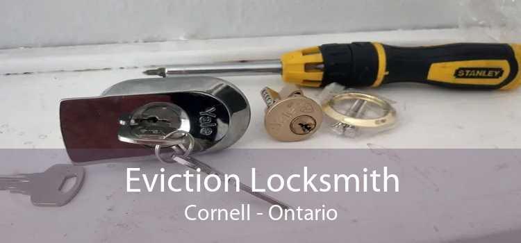 Eviction Locksmith Cornell - Ontario